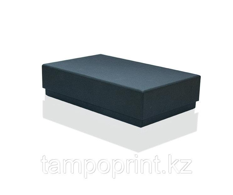 U-PK023 (картон) (НЕОБОДИМО ВЫРЕЗАТЬ ЛОЖЕМЕНТ) черный, 119х195*45