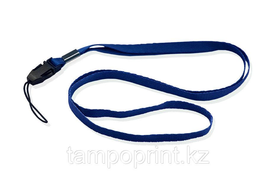 U-SH001 шнурок синий