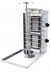 Шаурма-шашлычница газовая Ф2ШМГ (Шаверма)/ 11201 (515х800х870мм, 7,2 кВт)