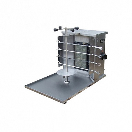 Шаверма газовая Ф1ШМГ/ 11205 (1 горелка, 425х685х520мм, 3,65кВт)