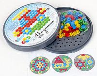 Мозаика детская шестигранная 120 элементов