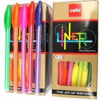 Ручки Liner синие