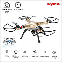 Квадрокоптер Syma X8HW, с камерой / прямой трансляцией