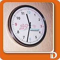 Настенные часы, изготовление и брендирование , фото 1