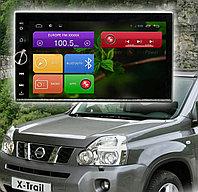 Штатное головное устройство Nissan X trail Redpower