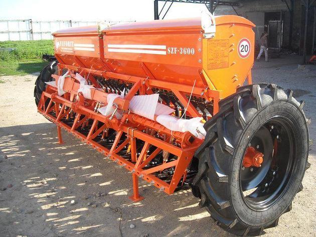 Сеялки FAVORIT зернотуковые СЗФ-3,600, фото 2
