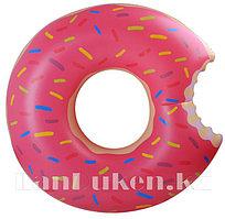 """Надувной плавательный круг """"Пончик"""" 60 см"""