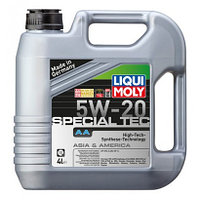 Моторное масло LIQUI MOLY SPECIAL TEC AA 5W-20 4 литра