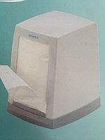 Састольный держатель диспенсер для салфеток пластик белый