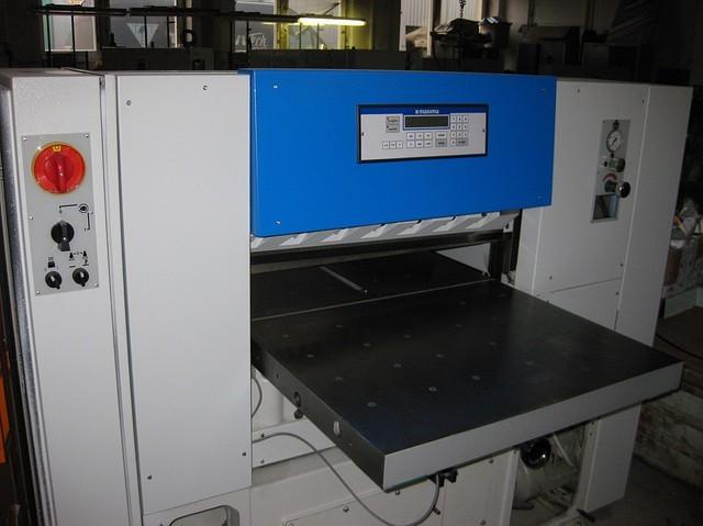 MAXIMA MS-80 BP - б/у восстановленная