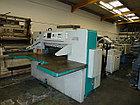 Бумагороезальная машина PERFECTA 115 TVC 1997 год+Большие столы, фото 2