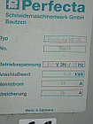 Бумагорезальная машина PERFECTA 115 UC, год выпуска-1996, фото 3