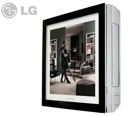 Кондиционер LG A09AW1 (Art cool Gallery Inverter), фото 2