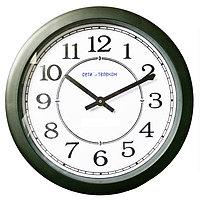 НИИЧаспром Офисные часы ВЧС-03 (ВЧ 03/03) диаметр 300мм (металлический или пластиковый корпус)