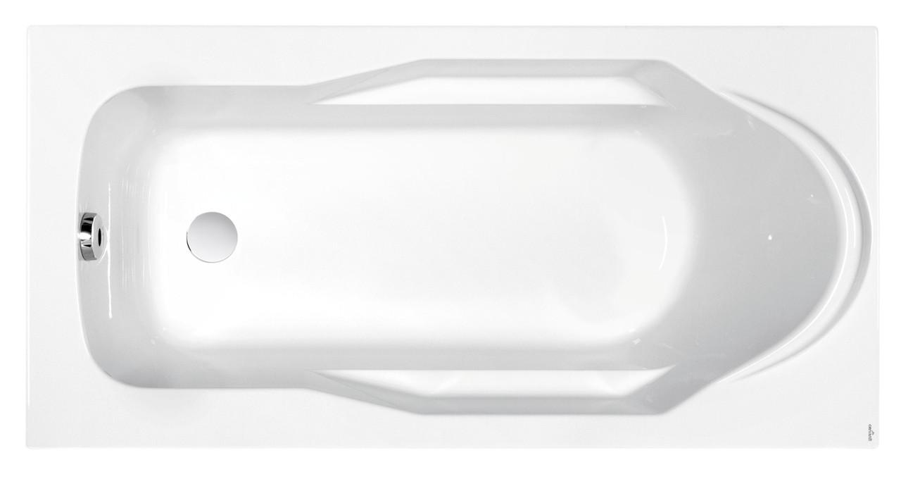 Ванна прямоугольная Cersanit Santana 170x70 (WP-SANTANA*170)