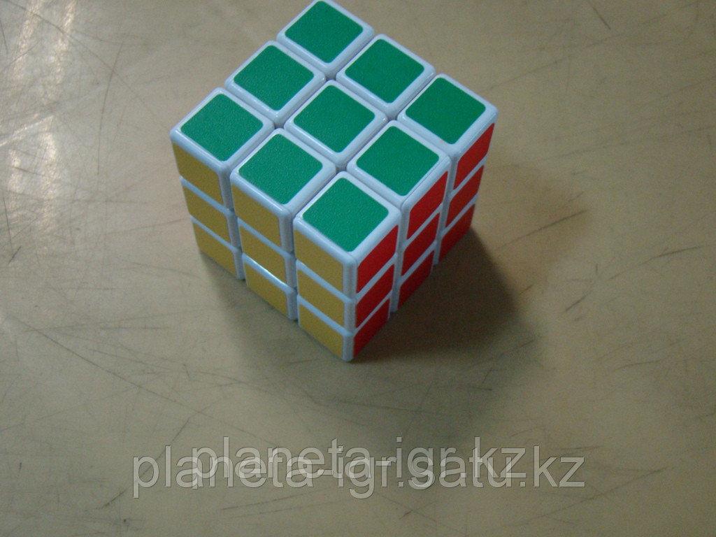Кубик 3х3 полускоростной черный Шенгшоу