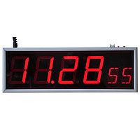 НИИЧаспром «Пояс-Д» (одновременная индикация часов, минут, секунд, дня недели, числа месяца, номера месяца)