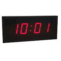 Хронотрон Цифровые часы с высотой знака 100 мм, фото 1