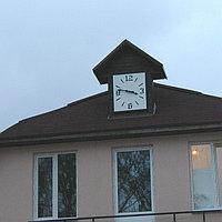 НИИЧаспром Фасадные и башенные часы диаметр 0,5м без подсветки