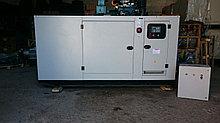 Дизельный генератор 50 кВт в защитном кожухе