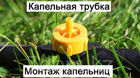 Капельница 8л./ч. компенсирующая давление, разборная, фото 2