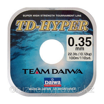 Леска Daiwa TD-Hyper Tournament d-0.30 100м