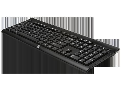 HP E5E78AA клавиатура беспроводная K2500