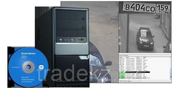 Сервер распознавания автомобильных номеров Domination СБ-АUТО-422-MT-HM