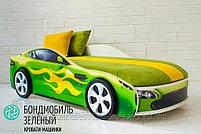 Цветной чехол для матраса Бондмобиль, фото 4