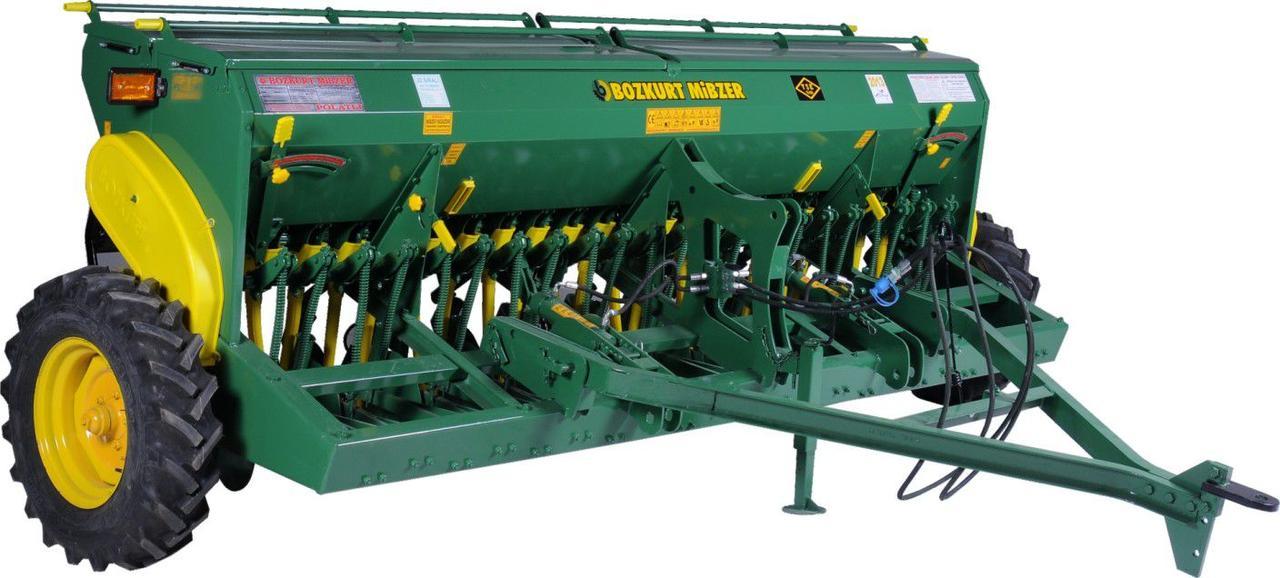 Сеялки зерновые BOZKURT 32 диска 125 мм