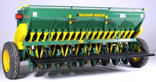 Сеялки зерновые BOZKURT 32 диска 142 мм