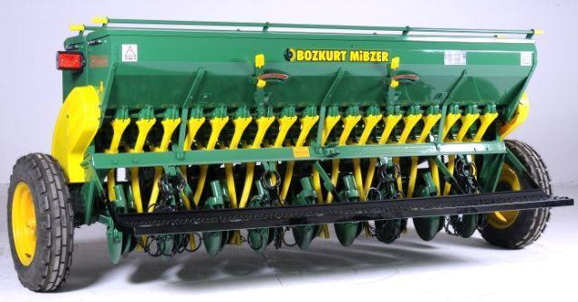Сеялки зерновые BOZKURT 32 диска 142 мм, фото 2