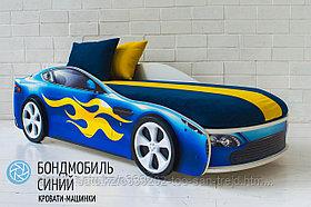 Кровать-машина БОНДМОБИЛЬ