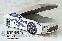 Кровать-машина БОНДМОБИЛЬ, фото 4