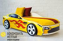 Кровать-машина БОНДМОБИЛЬ, фото 7