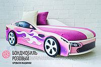 Кровать-машина БОНДМОБИЛЬ, фото 10