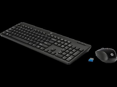HP Z3Q63AA Беспроводная клавиатура и мышь HP 200