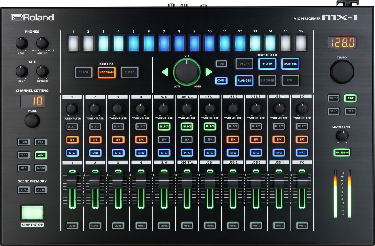 Roland MX-1 aira
