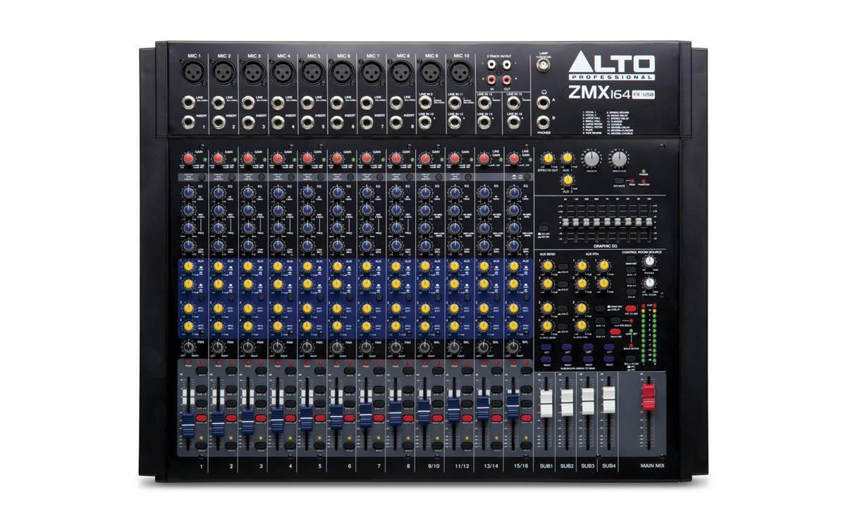 Alto ZMX164FXU