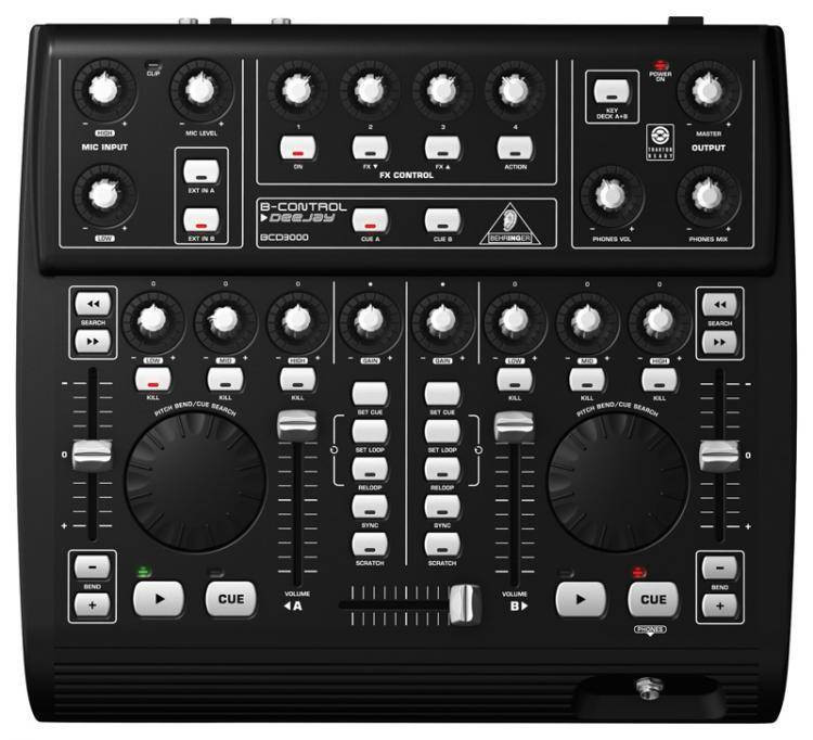 BEHRINGER BCD3000 DJ