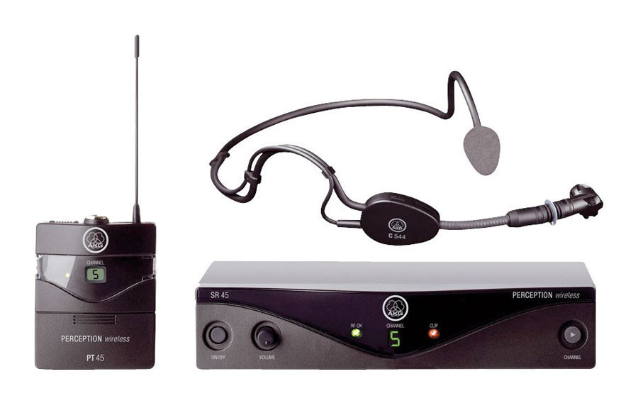 AKG Perception Wireless 45 Sports Set BD A (530-560).