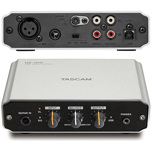 TASCAM US-100 2.0