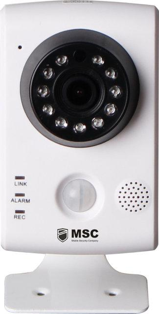 Беспроводная WiFi камера со Смарт-функциями