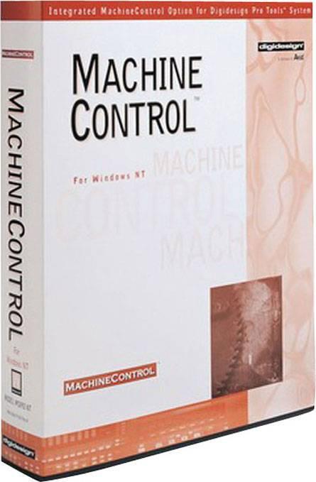 AVID Machine Control Mac