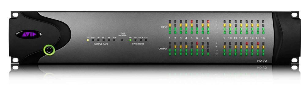 AVID HDX 16x16 Digital System