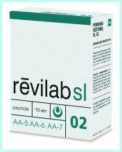 Бальзам Revilab SL-02 для нервной системы и глаз