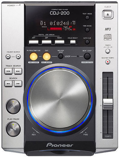 PIONEER CDJ-200 DJ