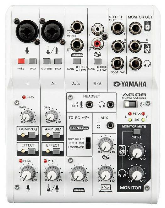 YAMAHA AG06DM305