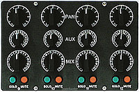MANLEY 16X2 MIXER MIC / LINE VERSION (8+8)