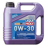 Моторное масло LIQUI MOLY SYNTHOIL LONGTIME 0W-30 4 литра